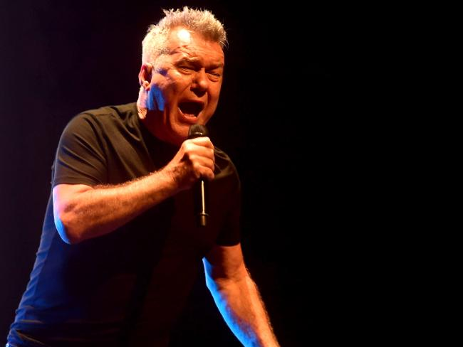 Jimmy Barnes would be ideal Grand Final entertainment. Picture: Evan Morgan