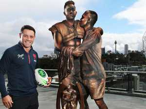 Cronk: Fatherhood is beautiful
