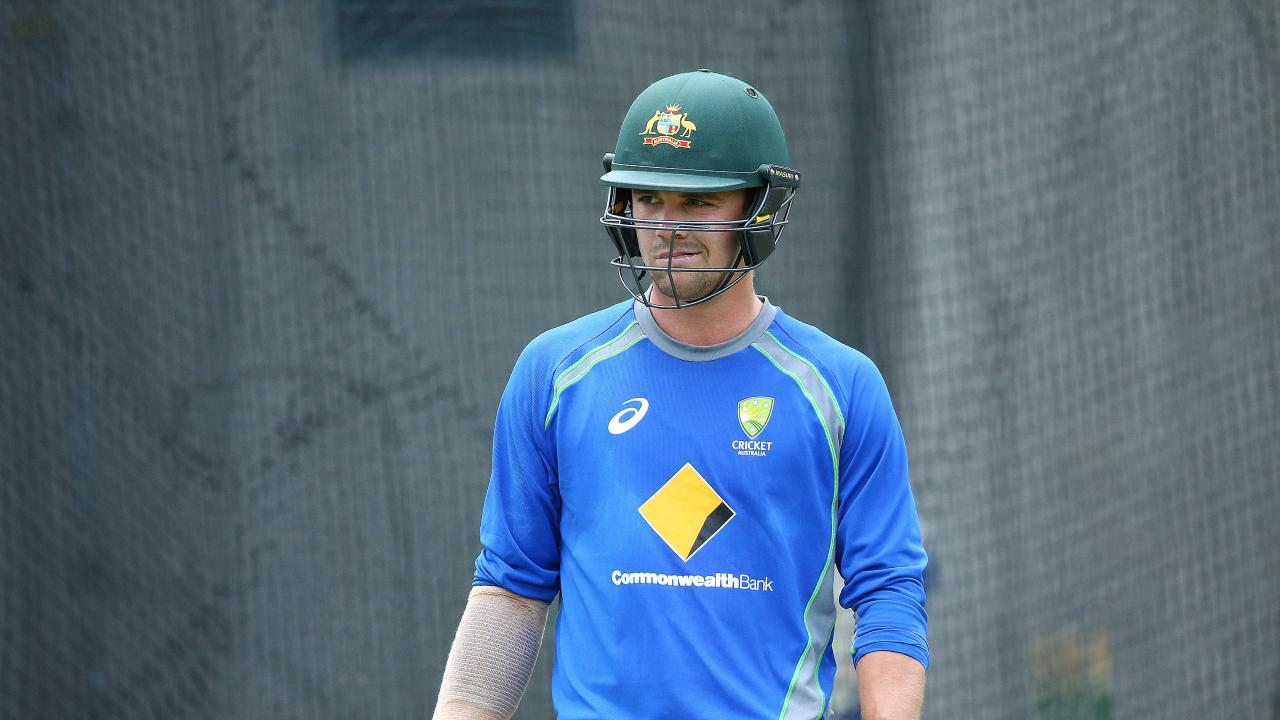 Head was the star of the innings - his 87 off 162 balls helping his case for Test selection against Pakistan in the UAE next month.
