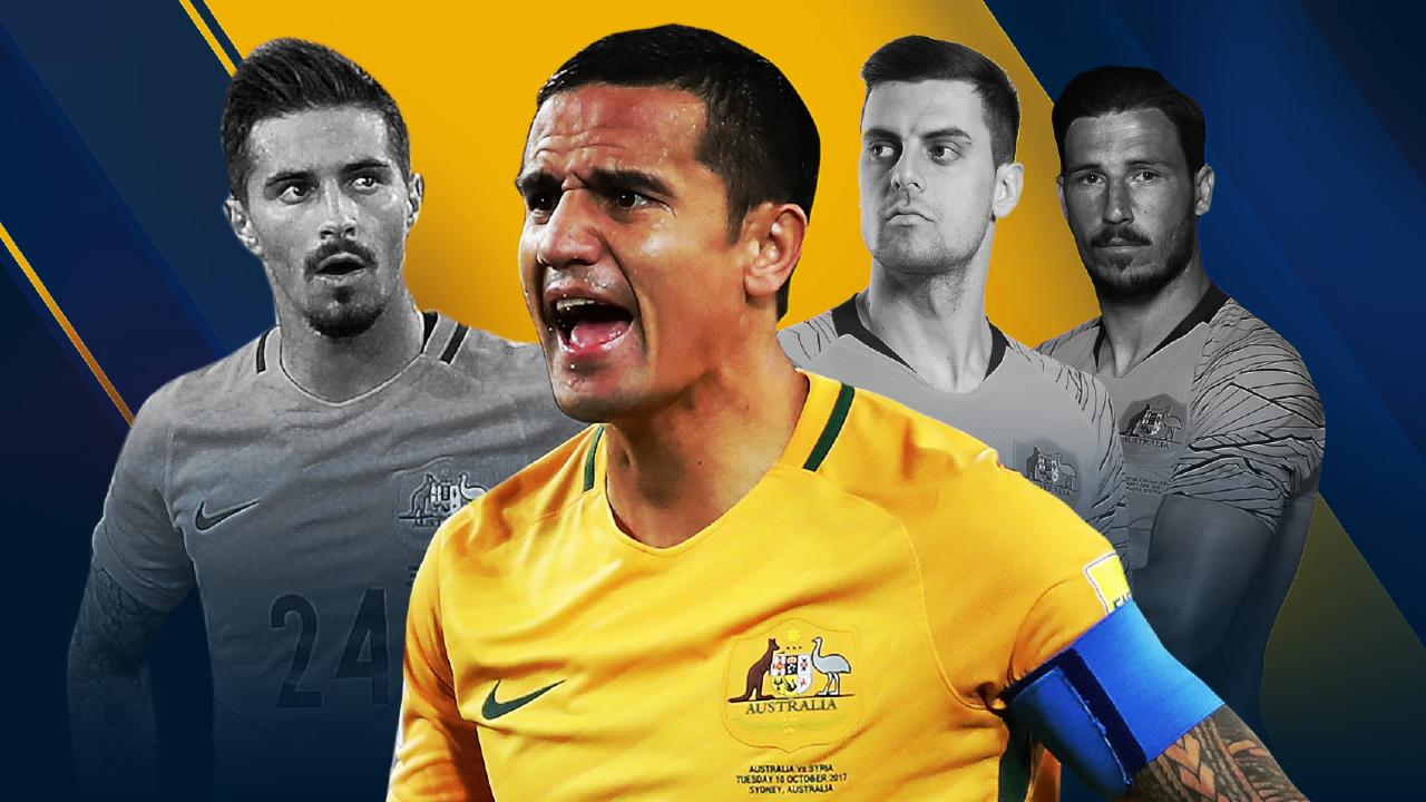 The three stars who could miss out for Tim Cahill's farewell.