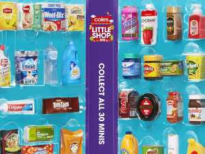 Parents' fury over Coles Little Shop scandal