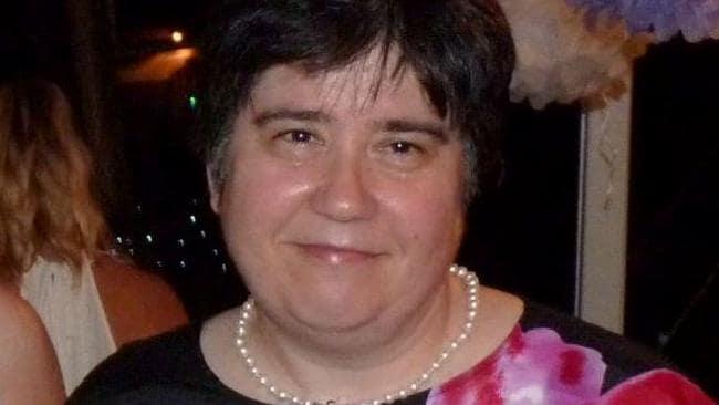 Julie Hutchinson was killed in 2015.