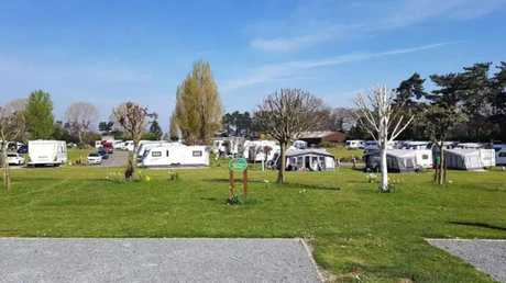 The reviewer complained about a 'constant lack of privacy' at Plassey Holiday Village in Wrexham, North Wales. Picture: Google Maps