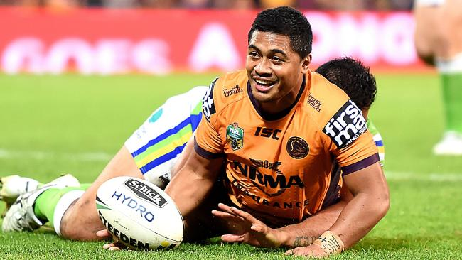 Can Anthony Milford spark a Brisbane fairytale? (AAP Image/Albert Perez)