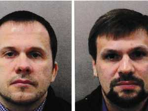 Novichok attack: Russian pair charged