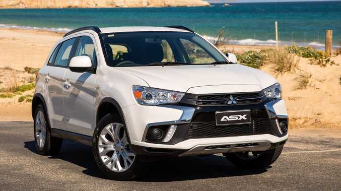 mitsubishi asx continues to defy age with latest update morning bulletin. Black Bedroom Furniture Sets. Home Design Ideas