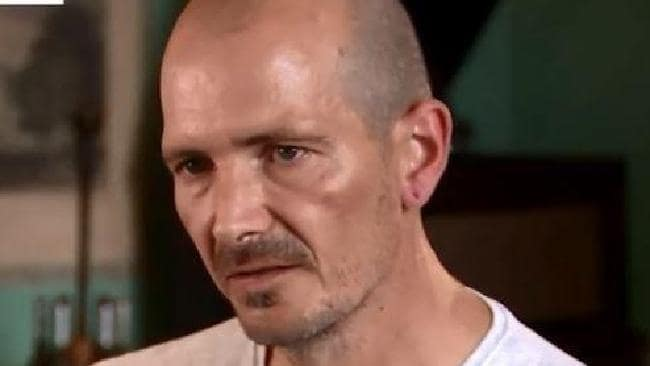 Charlie Rowley is apparently back in hospital after surviving a Novichok attack that killed his girlfriend. Picture: Supplied