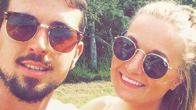 Natalie Morris died during a holiday in Bali with partner Andrew Samuel. Picture: Facebook