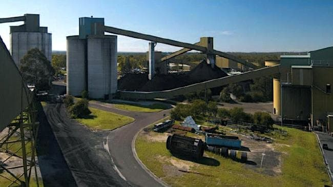 Two men are trapped 160 metres down at Tahmoor Coal Mine in New South Wales.
