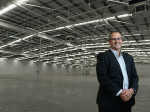 Aerospace giant to invest $50m in abandoned Ipswich site