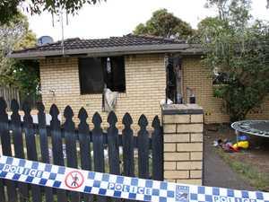 HOUSE FIRE: Three fire trucks, Hazmat called to blaze