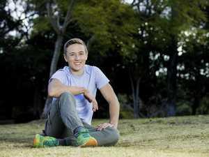Toowoomba teenage burns victim maintains positive outlook