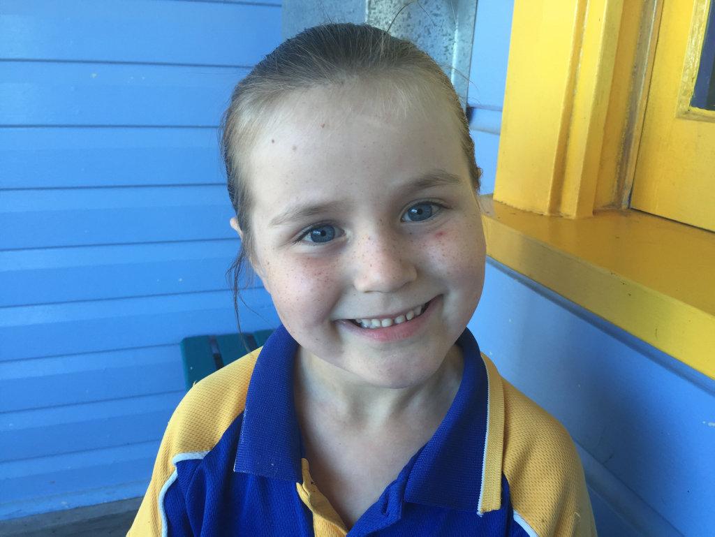 Image for sale: Blythe Mackeen, 6, Year 1, Copmanhurst Public School