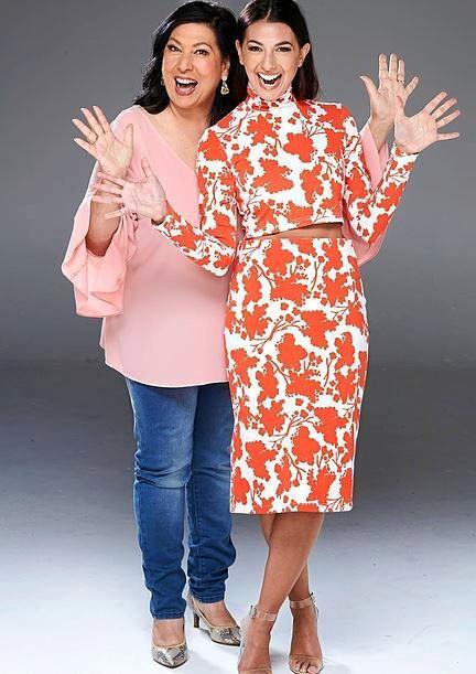 Valerie and Courtney Ferdinands.