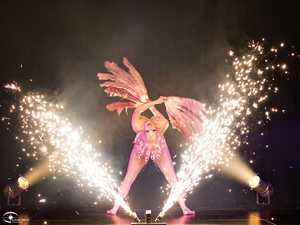 Burlesque show set to light up Bundy stage