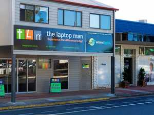 The Laptop Man opens at new digs