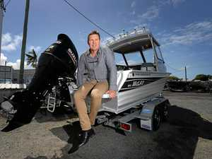 Qld man's mystery fishing invention
