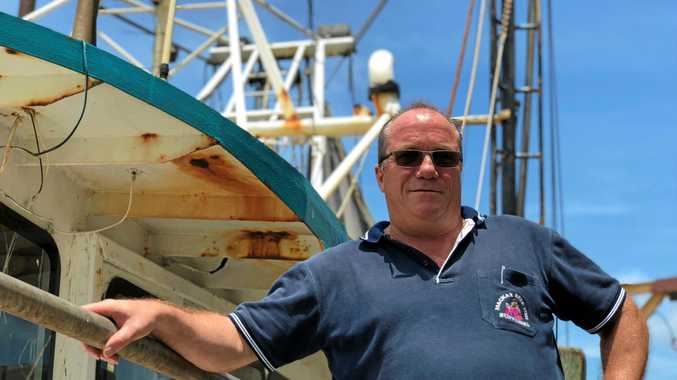 Mackay Reef Fish Supplies owner David Caracciolo says new government regulations are a threat to the viability of the commercial fishing industry in Mackay.