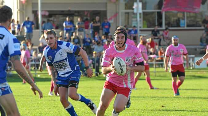 Kingaroy Red Ants and Nanango Stags are set to go head-to-head this weekend.
