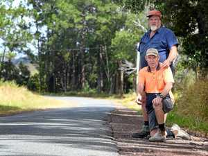 VIDEO: Residents speak out on death trap road near Gympie