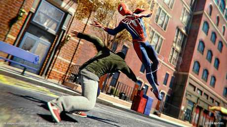 Marvel's Spider-Man has now released exclusively on PlayStation 4.