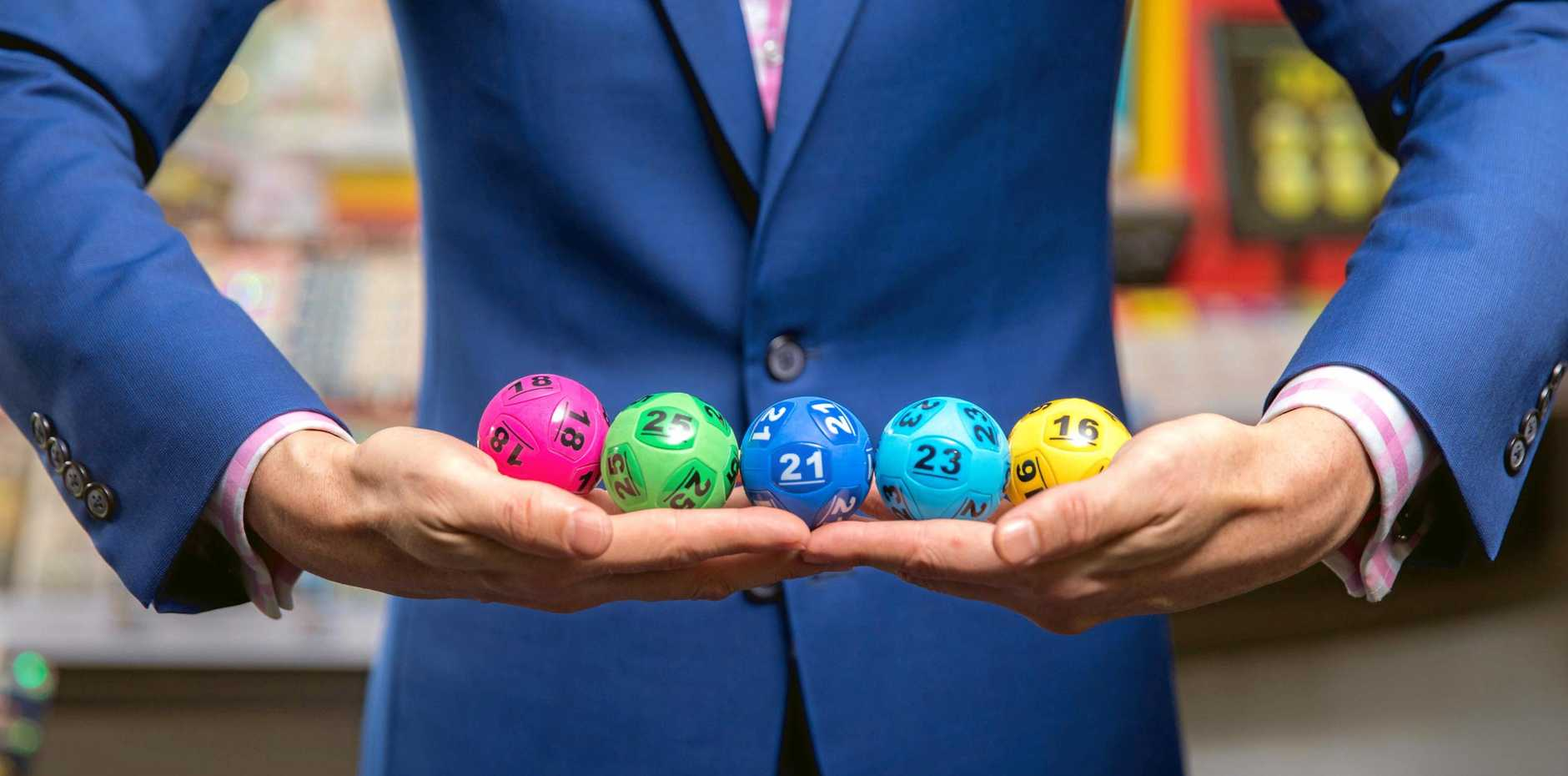 Do you have this week's winning lotto numbers?