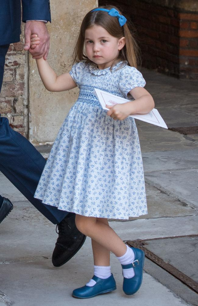 Princess Charlotte. Picture: Getty Images