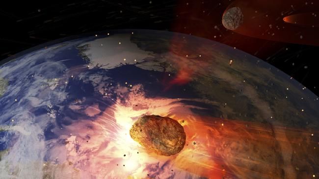 Space scientists want to knock asteroids into collision course with Earth.