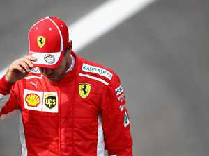 Hidden force behind Vettel chaos