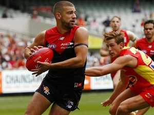 Toumpas not ready to give up on AFL career