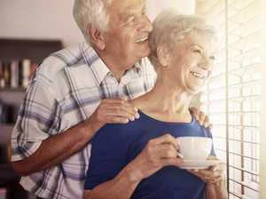 Nation's oldest couple to celebrate heartwarming milestone