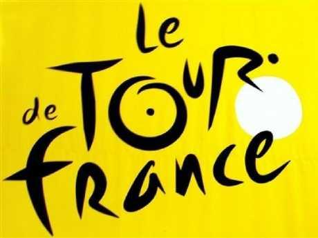 2010 Le Tour de France cycle race logo.