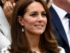 Duchess of Cambridge's rare parenting fail