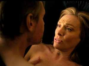 Toni Collette's raunchy sex scenes 'utter filth'