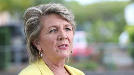 Bravehearts founder Hetty Johnston says the sentencing regime needs serious attention. Picture: Peter Wallis