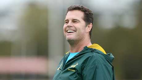 Rassie Erasmus has selected his star on hooker Malcolm Marx on the bench with one eye on the All Blacks.
