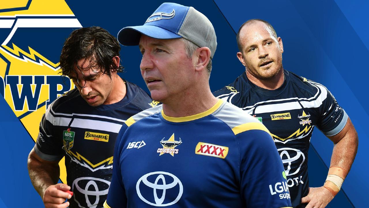 North Queensland Cowboys season review.