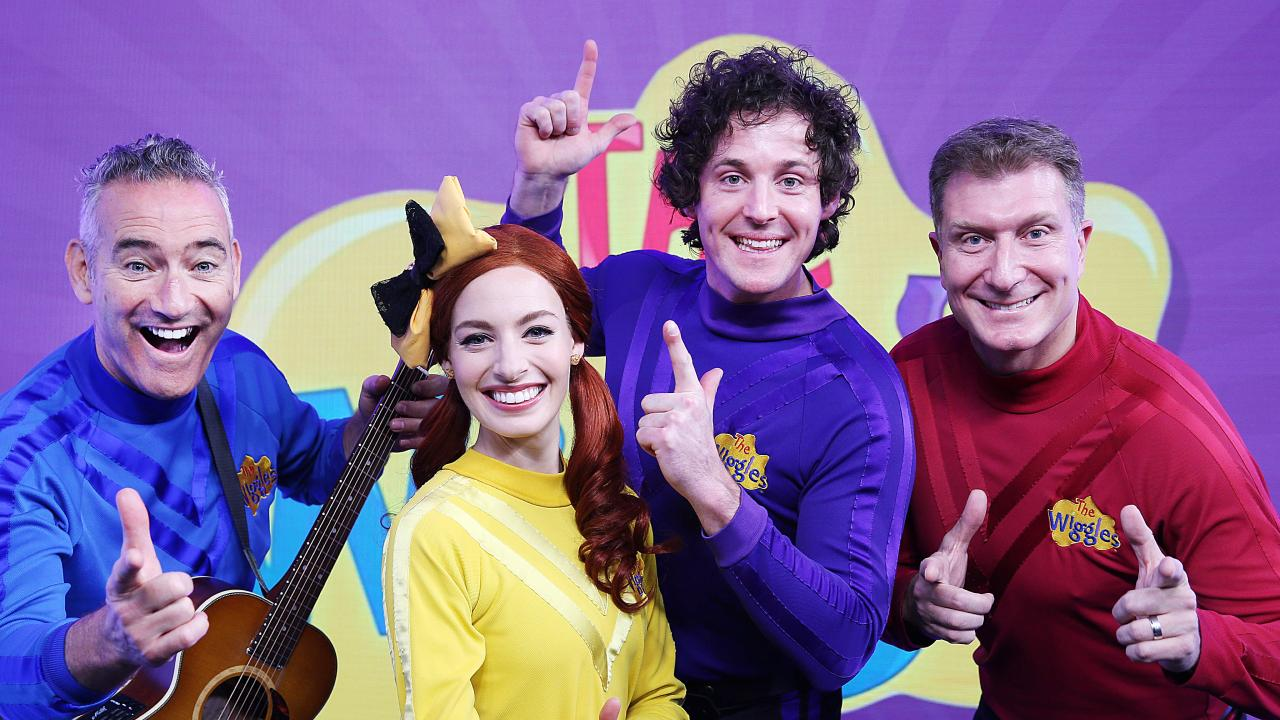 "Red Wiggle Simon said, ""They're unbelievably professional so on the outside you wouldn't know that they're going through any issues at all."""