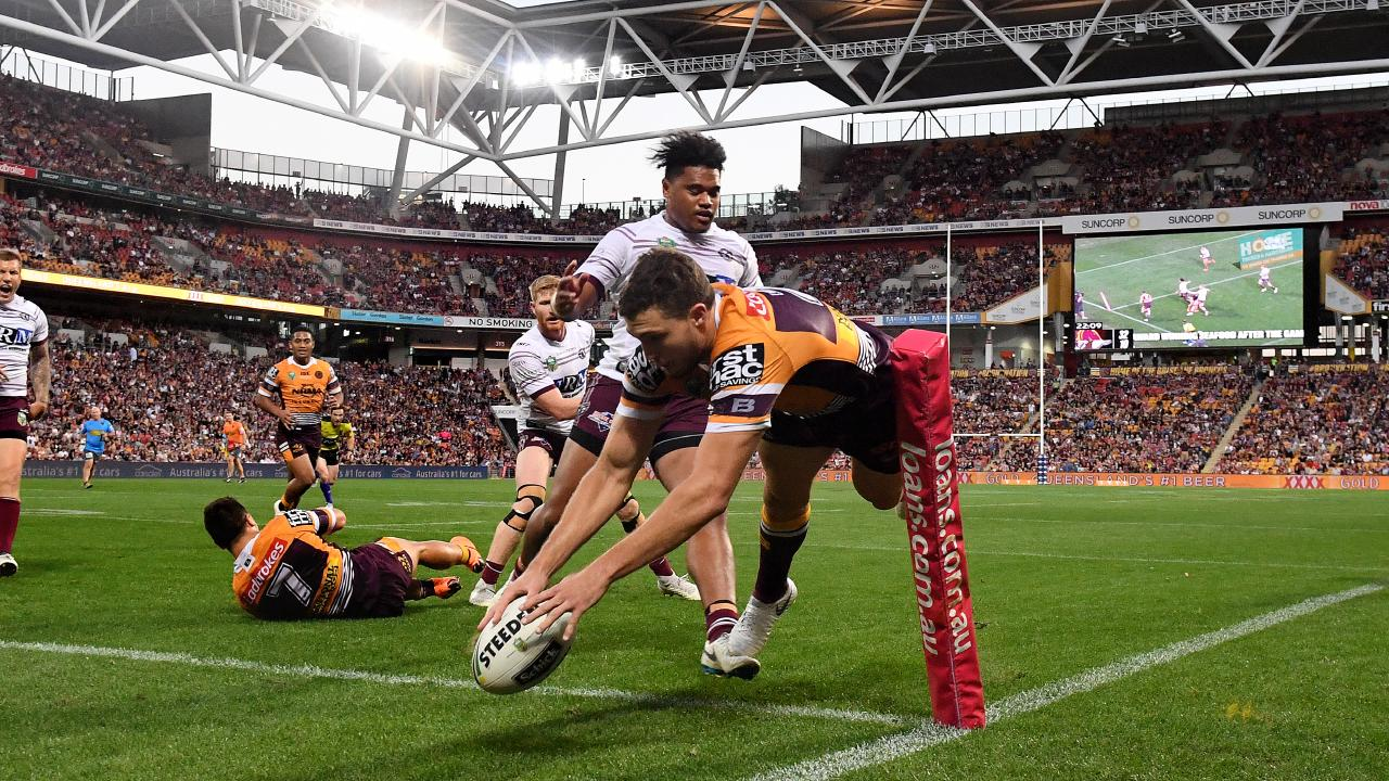 Corey Oates is set for a windfall in his contract negotiations. Picture: Dave Hunt/AAP