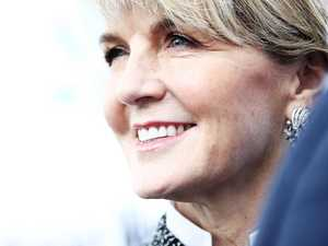 Words come back to haunt Julie Bishop