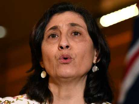 Minister for Energy Lily D'Ambrosio. Picture: AAP