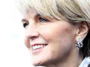 Julie Bishop unleashes on 'appalling behaviour'
