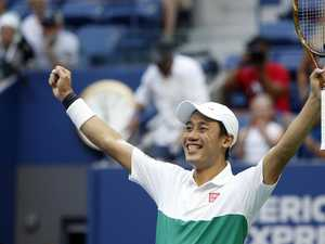 Nishikori makes history with US Open win