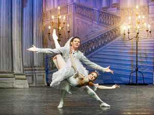 Whet your appetite with Russian ballet