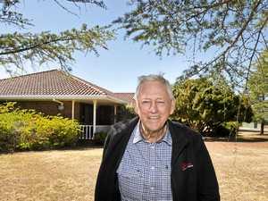 LOOK INSIDE: Millionaire Clive Berghofer's '80s-era home