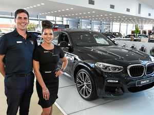 Sunshine Coast proves fans of the BMW X-factor