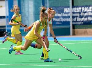 Bundy's Greiner out of Hockeyroos squad