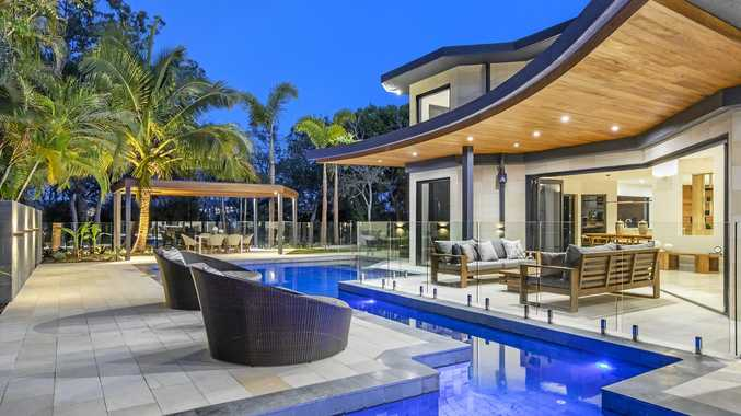 GRAND LIVING: A Noosa home fit for