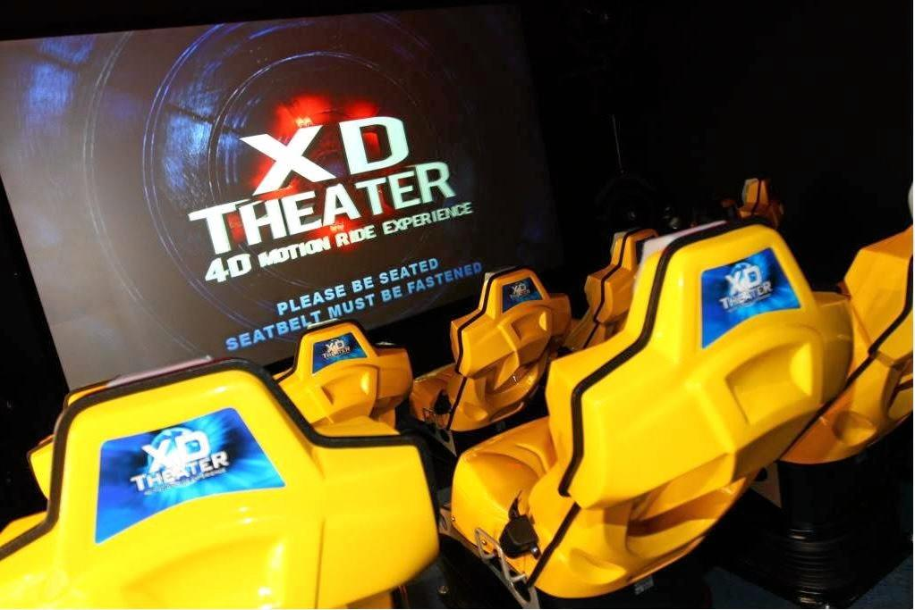 CAN'T WAIT: The Big Banana is set to introduce a 4D theatre as its latest attraction.