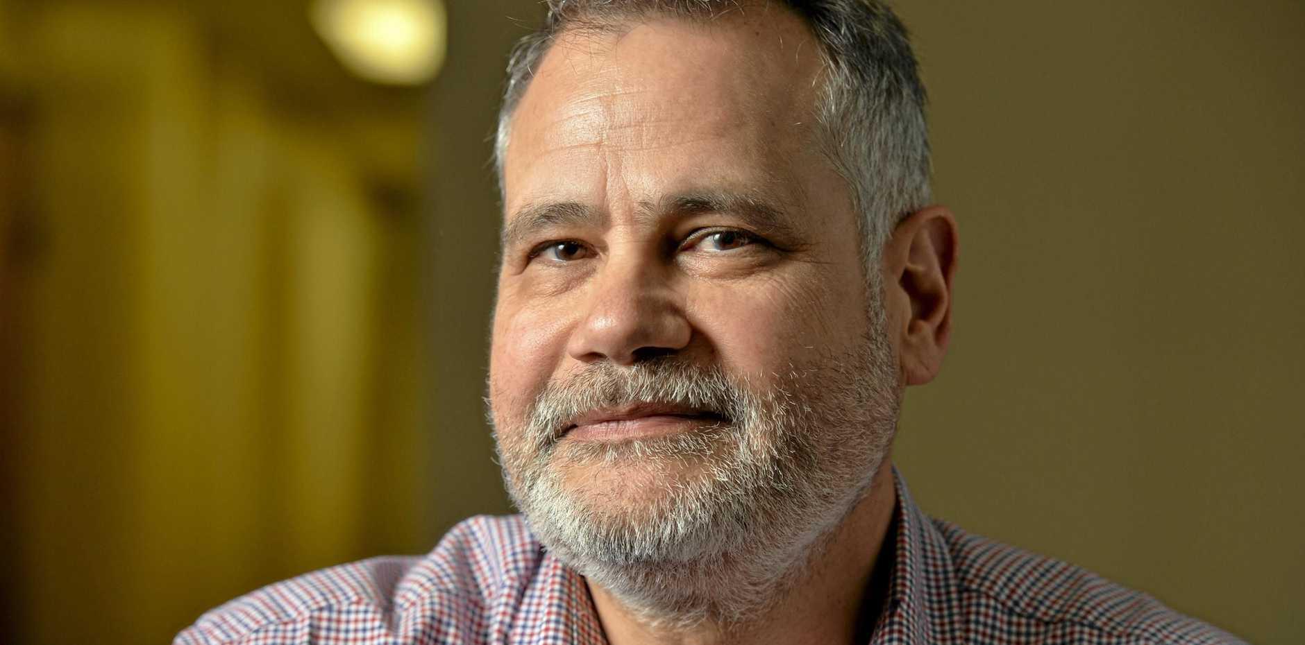 Ipswich City Council Administrator Greg Chemello.